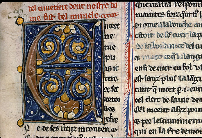 Paris, Bibl. Sainte-Geneviève, ms. 0586, f. 068