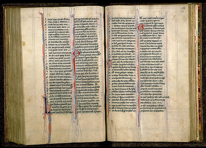 Paris, Bibl. Sainte-Geneviève, ms. 0586, f. 159v-160