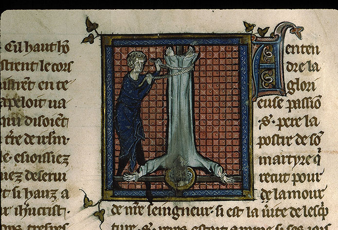 Paris, Bibl. Sainte-Geneviève, ms. 0588, f. 007