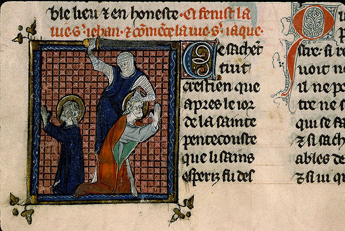 Paris, Bibl. Sainte-Geneviève, ms. 0588, f. 045v