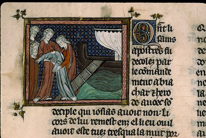 Paris, Bibl. Sainte-Geneviève, ms. 0588, f. 049v