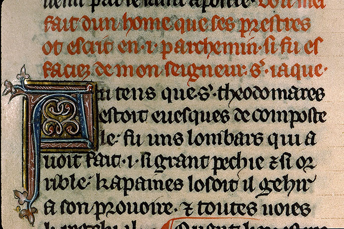 Paris, Bibl. Sainte-Geneviève, ms. 0588, f. 051