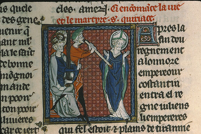 Paris, Bibl. Sainte-Geneviève, ms. 0588, f. 130