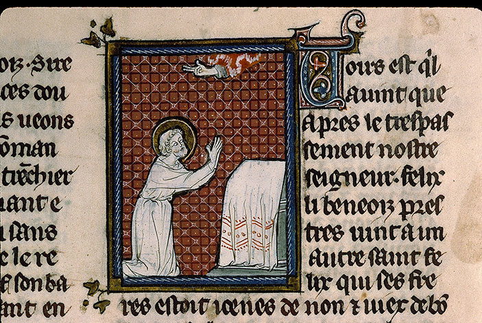 Paris, Bibl. Sainte-Geneviève, ms. 0588, f. 133v