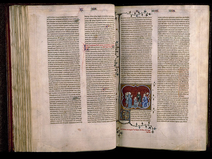 Paris, Bibl. Sainte-Geneviève, ms. 0777, f. 060v-061