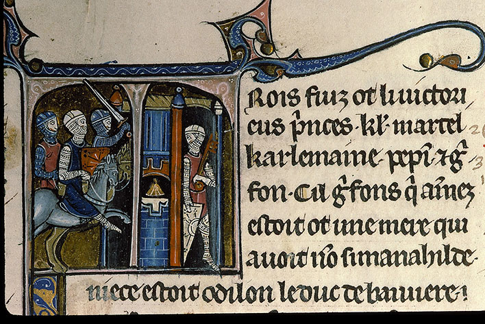 Paris, Bibl. Sainte-Geneviève, ms. 0782, f. 103