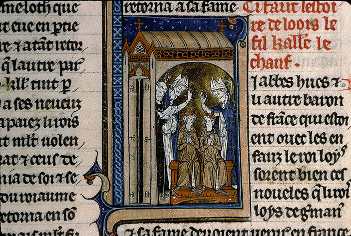 Paris, Bibl. Sainte-Geneviève, ms. 0782, f. 206