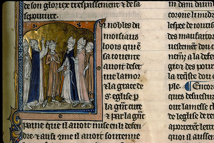 Paris, Bibl. Sainte-Geneviève, ms. 0782, f. 242