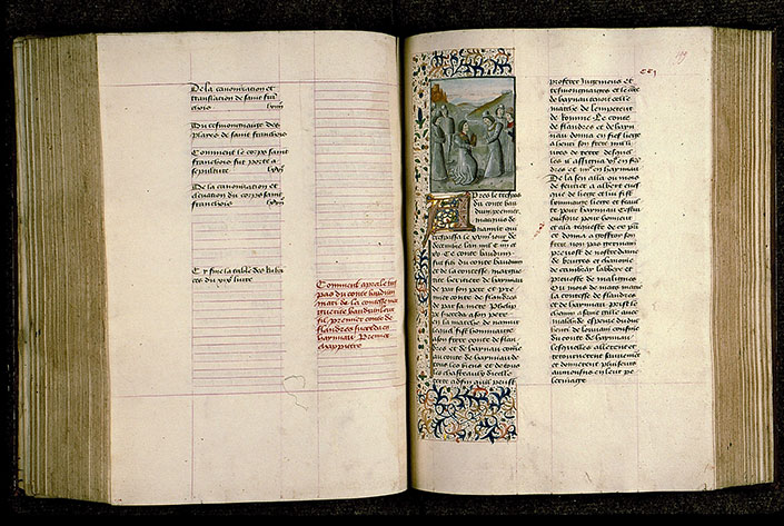 Paris, Bibl. Sainte-Geneviève, ms. 0811, f. 198v-199