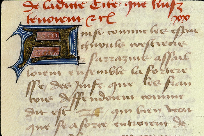 Paris, Bibl. Sainte-Geneviève, ms. 0814, f. 072v