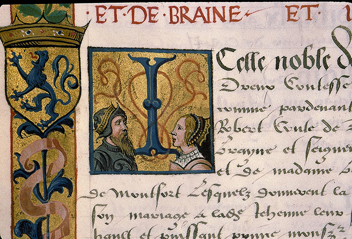 Paris, Bibl. Sainte-Geneviève, ms. 0855, p. 052