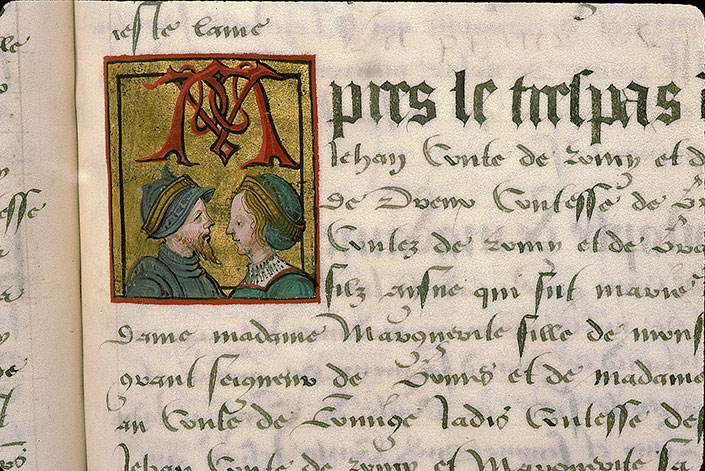Paris, Bibl. Sainte-Geneviève, ms. 0855, p. 053