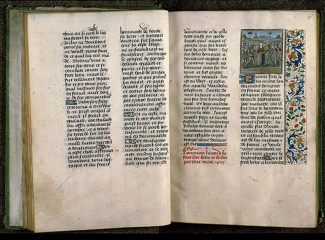 Paris, Bibl. Sainte-Geneviève, ms. 0935, f. 026v-027