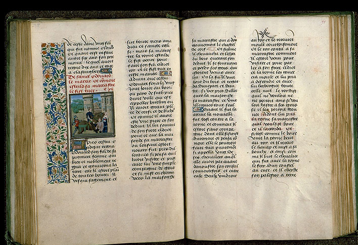 Paris, Bibl. Sainte-Geneviève, ms. 0935, f. 094v-095