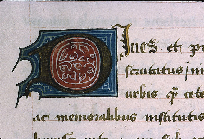 Paris, Bibl. Sainte-Geneviève, ms. 0940, f. 028v