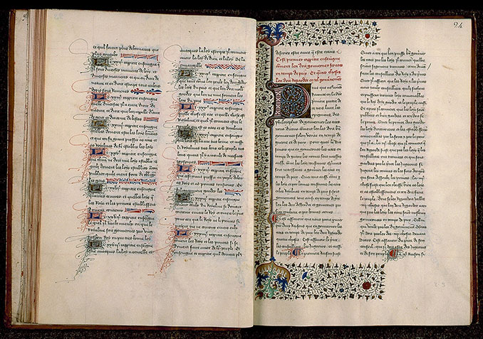 Paris, Bibl. Sainte-Geneviève, ms. 1015, f. 023v-024