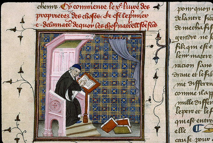 Paris, Bibl. Sainte-Geneviève, ms. 1028, f. 196v