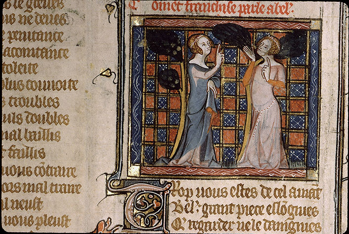 Paris, Bibl. Sainte-Geneviève, ms. 1126, f. 023