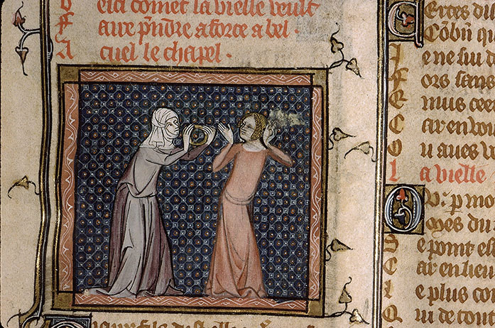 Paris, Bibl. Sainte-Geneviève, ms. 1126, f. 090