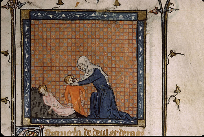 Paris, Bibl. Sainte-Geneviève, ms. 1126, f. 095
