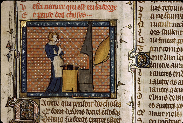 Paris, Bibl. Sainte-Geneviève, ms. 1126, f. 115