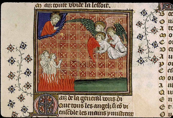 Paris, Bibl. Sainte-Geneviève, ms. 1130, f. 112