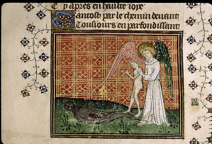 Paris, Bibl. Sainte-Geneviève, ms. 1130, f. 118