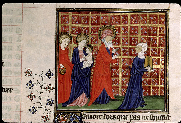 Paris, Bibl. Sainte-Geneviève, ms. 1130, f. 177