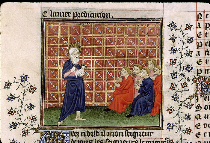 Paris, Bibl. Sainte-Geneviève, ms. 1130, f. 186v