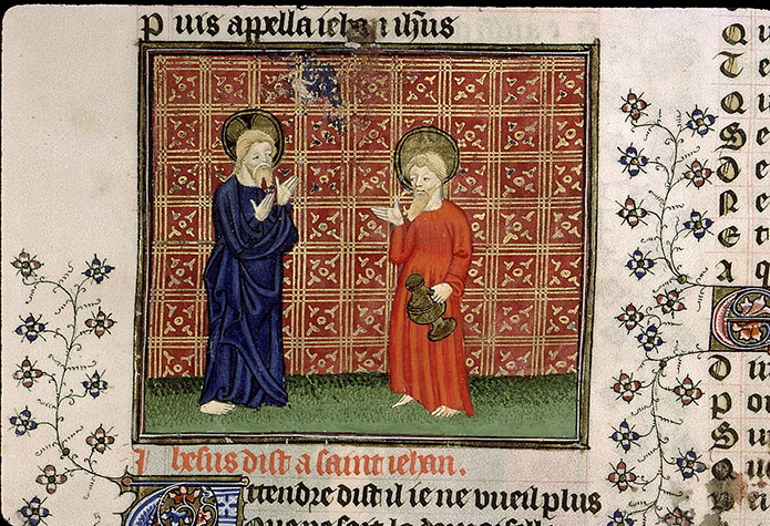 Paris, Bibl. Sainte-Geneviève, ms. 1130, f. 190