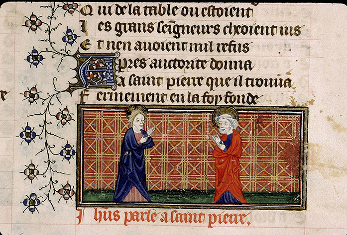 Paris, Bibl. Sainte-Geneviève, ms. 1130, f. 197v