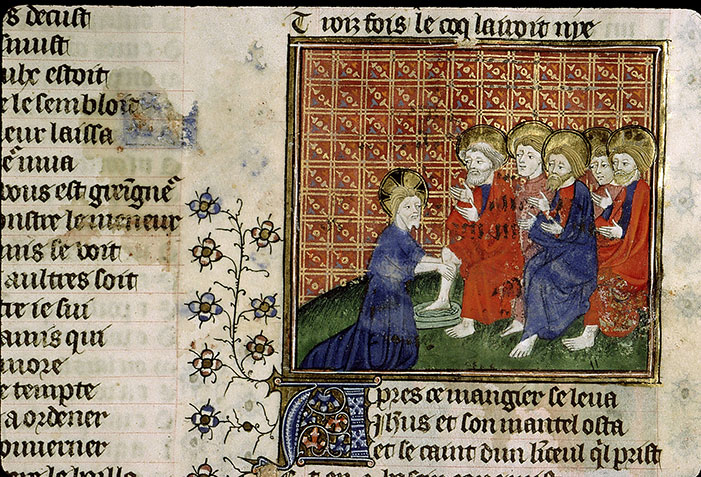 Paris, Bibl. Sainte-Geneviève, ms. 1130, f. 207