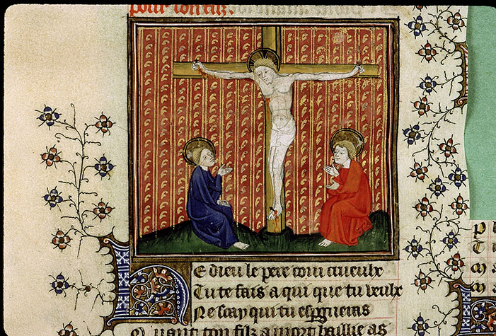 Paris, Bibl. Sainte-Geneviève, ms. 1130, f. 215v