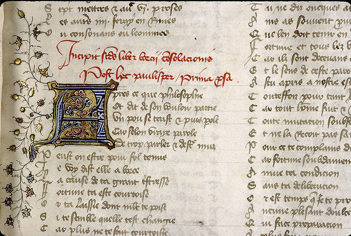 Paris, Bibl. Sainte-Geneviève, ms. 1132, f. 011