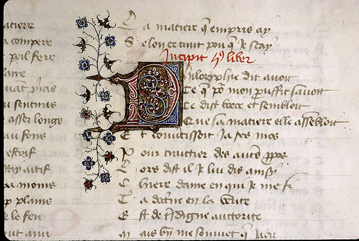 Paris, Bibl. Sainte-Geneviève, ms. 1132, f. 061