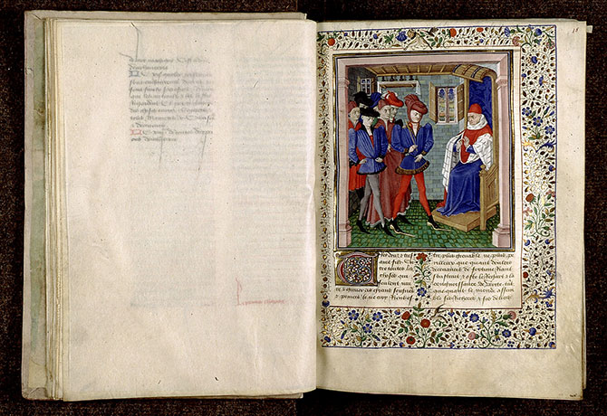 Paris, Bibl. Sainte-Geneviève, ms. 1144, f. 017v-018