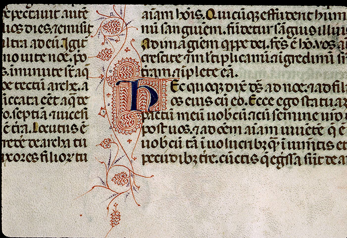 Paris, Bibl. Sainte-Geneviève, ms. 1177, f. 008v