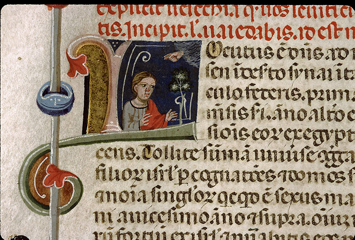 Paris, Bibl. Sainte-Geneviève, ms. 1177, f. 057v