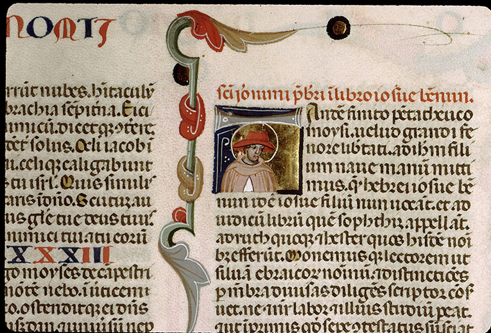 Paris, Bibl. Sainte-Geneviève, ms. 1177, f. 091
