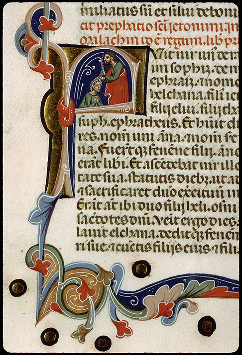 Paris, Bibl. Sainte-Geneviève, ms. 1177, f. 116v