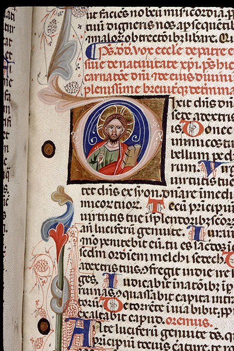 Paris, Bibl. Sainte-Geneviève, ms. 1177, f. 269