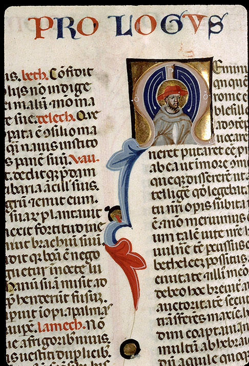Paris, Bibl. Sainte-Geneviève, ms. 1177, f. 291v