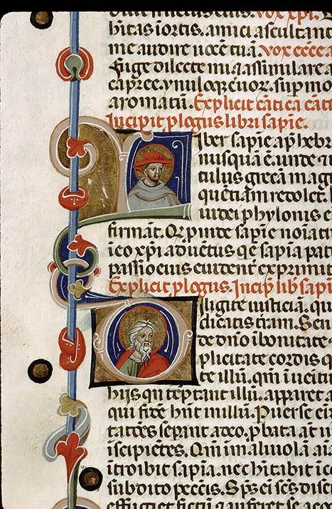 Paris, Bibl. Sainte-Geneviève, ms. 1177, f. 297v