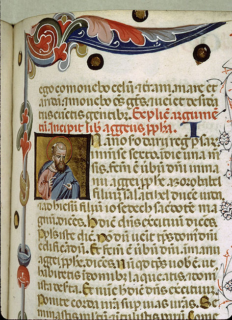 Paris, Bibl. Sainte-Geneviève, ms. 1177, f. 430
