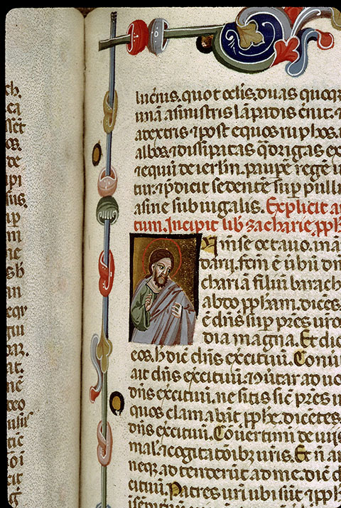Paris, Bibl. Sainte-Geneviève, ms. 1177, f. 431