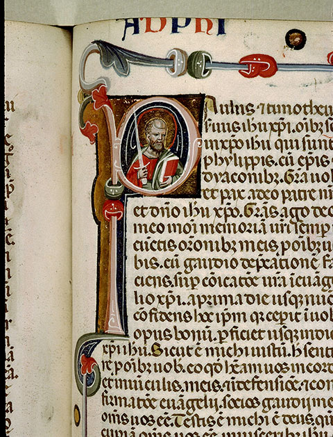 Paris, Bibl. Sainte-Geneviève, ms. 1177, f. 541