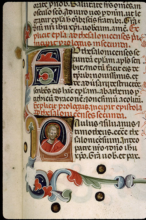 Paris, Bibl. Sainte-Geneviève, ms. 1177, f. 545