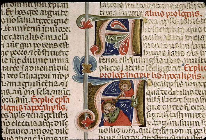 Paris, Bibl. Sainte-Geneviève, ms. 1177, f. 578
