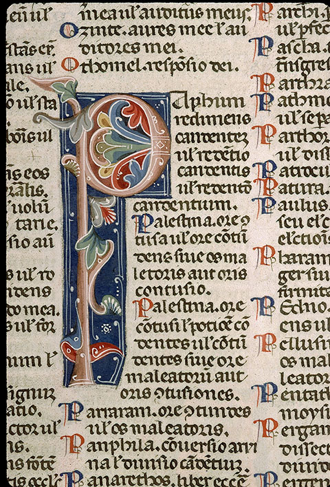 Paris, Bibl. Sainte-Geneviève, ms. 1177, f. 625