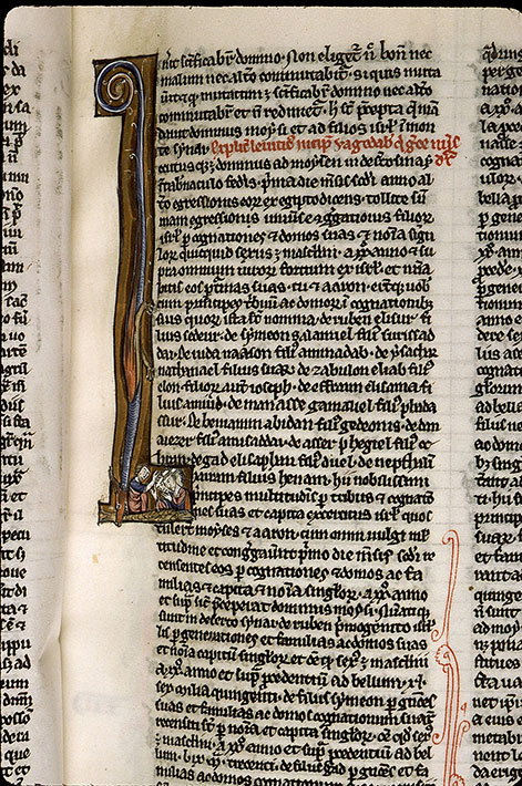Paris, Bibl. Sainte-Geneviève, ms. 1180, f. 039